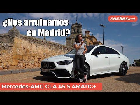 Mercedes-AMG CLA 45 S 4MATIC+ | Prueba / Test / Review en español | coches.net