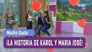 ¡La historia de Karol y María José Quintanilla! - Mucho Gusto 2017