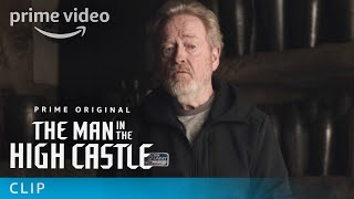 The Man in the High Castle - Ridley Scott Intro to Season 2   Amazon Video