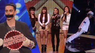 Top 3 MOST VIEWED Auditions Of The Decade | Amazing Auditions
