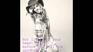 Drew - Listen To Your Heart Lyrics
