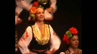 Т.С. Българска роза  - Граовски ритми- Гандиа 2016