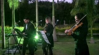 Tema de A Bela E A Fera (Beauty And The Beast) - Grupo Sustenido - Instrumental Solo Violino
