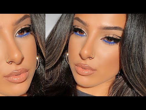 GET READY WITH ME - INSTAGRAM GLAM MAKEUP & HAIR
