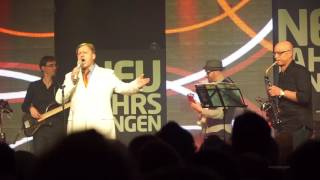 Neujahrssingen 2017 - Kreuzer - Let's stick Together - Bryan Ferry Cover