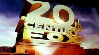 20th Century Fox(The Simpsons Movie Variant)HQ