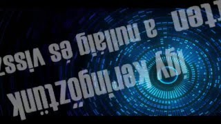 Sensus - Keringő (a nulláig és vissza) (Official Lyric Video)