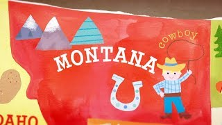 Монтана | АМЕРИКА. БОЛЬШОЕ ПУТЕШЕСТВИЕ | №5