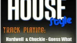 Hardwell & Chuckie - Guess What