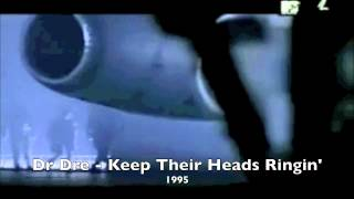 What's The Sample?: Dr Dre - Keep Their Heads Ringin'