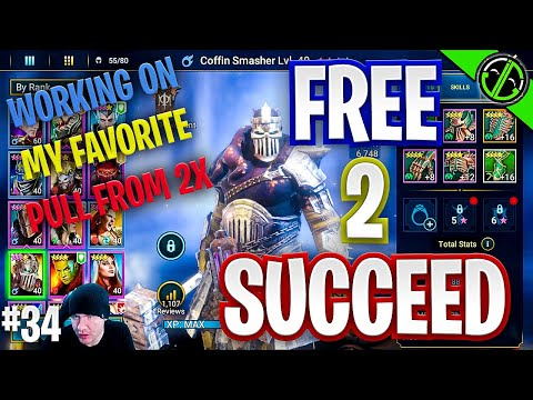 Getting Coffin Smasher Up & Running | Free 2 Succeed - EPISODE 34