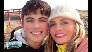 LA CUCHARA | AURA CRISTINA GEITHNER confesó que los amigos de su hijo la pretenden