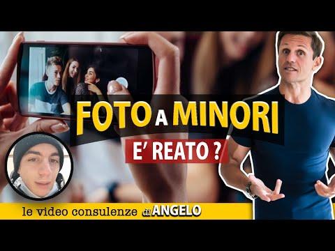 FOTO DI MINORENNI: è reato? | avv. Angelo Greco
