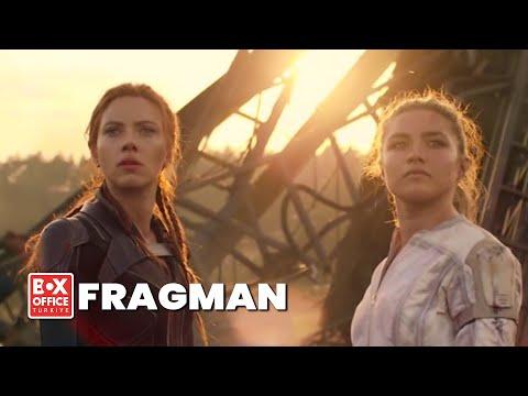 Black Widow   Dublajlı Son Fragman