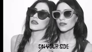 The Veronicas - On Your Side (Written and Directed by Ruby Rose) Lyrics On Screen!
