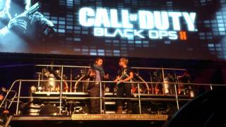 Video presentación oficial evento Call of Duty Blacks Ops 2 3/3