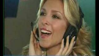 Gisela- Grabación Bso Encantada- Disney (España) Parte 1