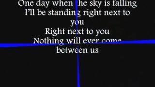 Conor Maynard ft. Ebony Day - Next to you (Lyrics)