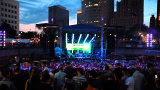 Detroit Movement - Electronic Music Festival Highlights
