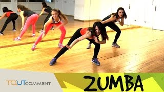 Cours de Zumba / Voy A Marte (Electro Merengue.Bachata) / zumba dance workout latin dance fitness