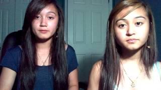 Trinh and Dalena - Pound the alarm by Nicki Minaj (cover)