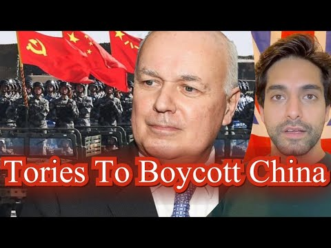 Tories To Boycott Chinese Products