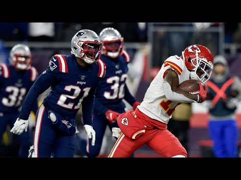 Chiefs WR Mecole Hardman on win over Patriots