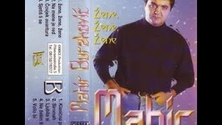 Mahir Burekovic - Ne zelim ti tugu - (Audio 1998)