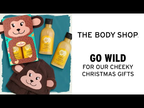 Go Wild For Our Cheeky Christmas Gifts – The Body Shop