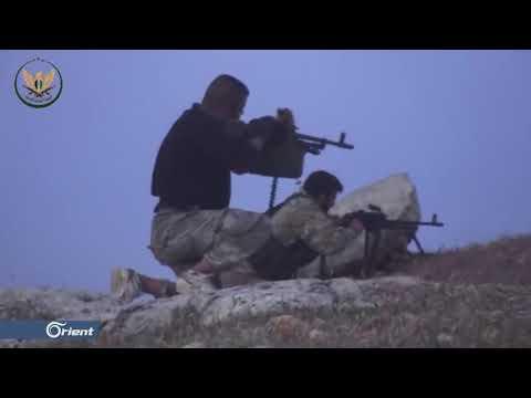 ميليشيا أسد تقتل عددا من عناصر فصائل المصالحات على جبهات حماة - سوريا