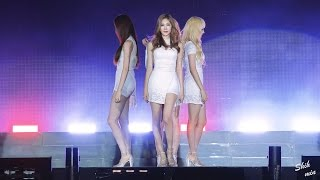 [fancam/직캠] 150804 Stellar/스텔라 - Vibrato/떨려요 # Summer K-pop Festival