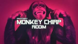 "Dancehall Riddim Beat Instrumental - ""Monkey Chirp"" (Prod. Mindkeyz)"