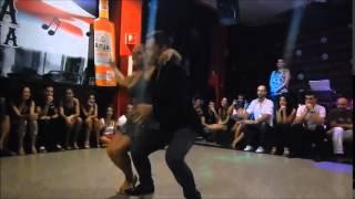 2014-10-25 - Maripaz y Jonay - Coreografia Salsa - Segundo Torneo La Cuba Mia 2014
