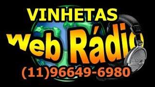 Vinhetas para Web Rádio gospel /10 vinhetas por R$50