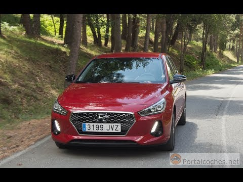 Hyundai i30 - Prueba en Portalcoches