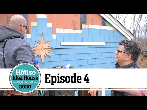 The House Gets a Rose and a Test | Idea House Build Ep 4 | This Old House photo
