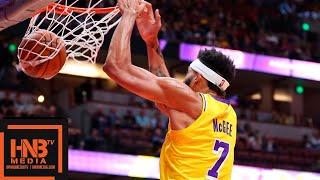 Los Angeles Lakers vs LA Clippers 1st Qtr Highlights | 10.06.2018, NBA Preseason