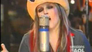 Lisa Marie Presley-Lights Out