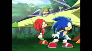 sonic the hedgehog sings chasing the sun