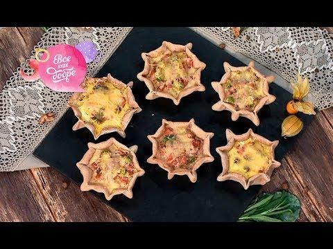 Пирожки из ржаной муки: пошаговый рецепт