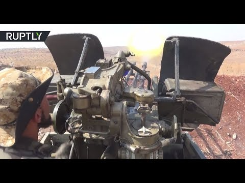 Syrian army advances in Hama countryside - reports