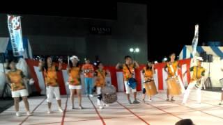20160723 SAMBA LIVE MUSIC AT SAKAI OMATSURI.