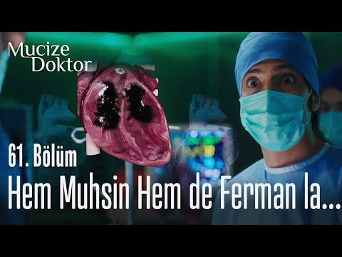 Hem Muhsin hem de Ferman la ameliyata girdi! - Mucize Doktor 61. Bölüm
