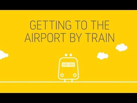 Getting to LLA by train