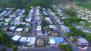 Video Bo. Cuyón Complete (Drone Video Coamo, Puerto Rico)