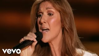 Céline Dion - Because You Loved Me (Video from Vegas show) width=