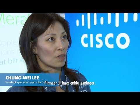 Dustin - Chung-Wei Lee, Cisco