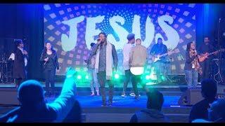 Neville D - Nobody Like Jesus - (Live at Rhema) Reggae Twist