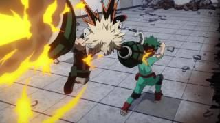 Boku no Hero Academia AMV - Fight Song
