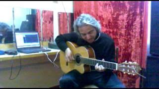 Czardas Monti(Acoustic guitar covers)-Garri Pat